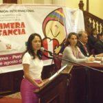 Red de Parlamentarias y Parlamentarios por la Primera Infancia del Perú