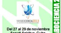 Del 27 al 29 de noviembre de 2013 Ciudad de Sancti Spíritus Cuba La Universidad de Sancti Spíritus, como parte […]