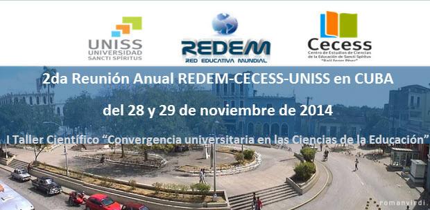 """Del 26 al 29 de noviembre de 2014 – Universidad de Sancti Spíritus """"José Martí Pérez"""" CUBA"""