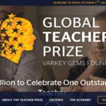 Se busca al mejor profesor del mundo: ¿Recompensa? ¡Un millón de dólares!