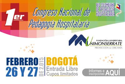 La Escuela de Educación de  la Fundación Universitaria Monserrate-Unimonserrate y la Red Colombiana de Pedagogía Hospitalaria (REDCOLPH), se unieron para […]
