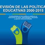 UNESCO Perú y CNE presentan Revisión de las Políticas Educativas 2000 – 2015